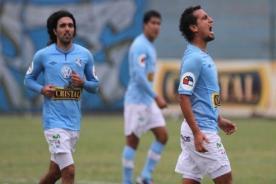 CMD en vivo: Inti Gas vs Sporting Cristal (1-1) - Descentralizado 2012