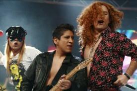 Yo Soy: Axl Rose y Robert Plant hacen vibrar con presentación - Video