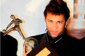 Neymar elegido por segunda vez 'Rey del Fútbol de América'