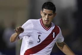 Perú vs Chile: Carlos Zambrano fue desconvocado de la selección