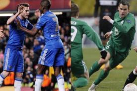 Europa League: Entérate la programación de los cuartos de final
