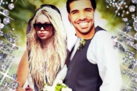 Amanda Bynes estaría feliz de casarse con Drake