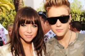 Carly Rae Jepsen sobre Justin Bieber: Es un buen chico