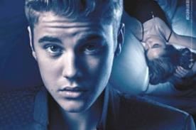 Justin Bieber lanza póster oficial de perfume 'The Key'