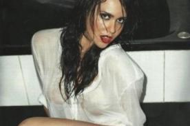 Video: Así fue la sensual sesión de fotos de Lucía Oxenford