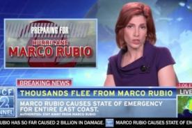 EE.UU: Sugieren nombrar huracanes como políticos - VIDEO