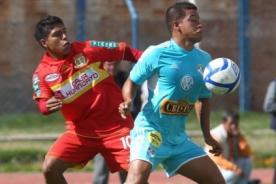 Resultado del partido: Sporting Cristal vs Sport Huancayo (1-0) – Descentralizado 2013