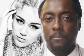 Will.I.Am, ex Black Eyed Peas, quiere bailar 'twerking' como Miley Cyrus