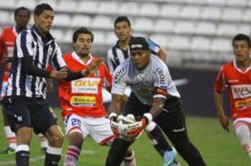A qué hora juega Alianza Lima vs Unión Comercio - Descentralizado 2013