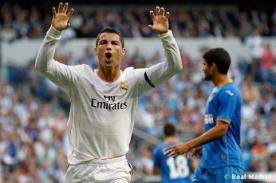 Video: Real Madrid ganó con golazo de tiro libre de Cristiano Ronaldo