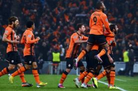 Video - Manchester United empata a 1 contra Shakhtar por la Champions League