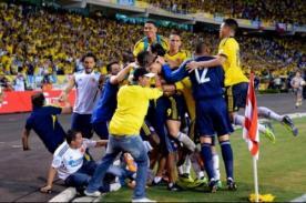 Clasificación de Colombia al Mundial 2014 dejó cinco muertos en Bogotá
