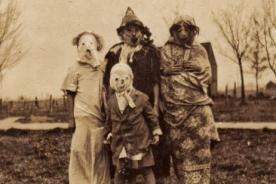 Halloween: Escalofriantes disfraces del siglo XX - Fotos