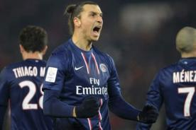 Video - Champions League: Con poker de Ibrahimovic, PSG apabulló al Anderlecht