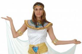 Disfraz de Halloween - Consigue el look de una reina egipcia