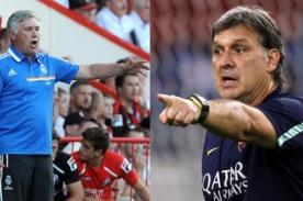 Liga BBVA: Estos son los sueldos de Gerardo Martino y Carlo Ancelotti