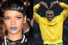 Usain Bolt se declara a Rihanna tras verla haciendo twerking
