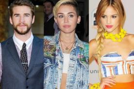 Eiza González desafía a Miley Cyrus y Liam Hemsworth en Twitter