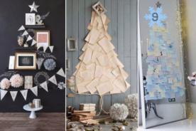 ¡Feliz creatividad! Mira los más curiosos árboles de Navidad - FOTOS