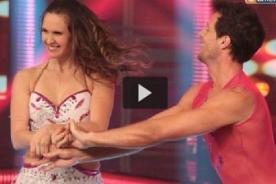 Reyes del Show: Emilia Drago cautivo con excelente coreografía - Video