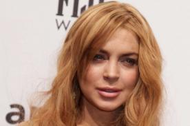 Lindsay Lohan publicará libro autobiográfico