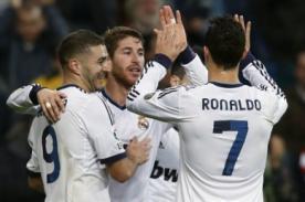 Video de goles: Real Madrid vs Celta de Vigo (3-0) – Liga BBVA
