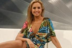 Jessica Tapia sobre Álamo Pérez Luna: Ya no me corresponde ayudar