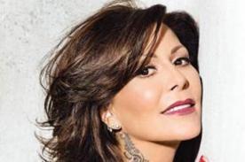 Alejandra Guzmán ofrecerá concierto en el Jockey Club