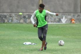 Universitario: Alexi Gómez separado del primer equipo por indisciplina