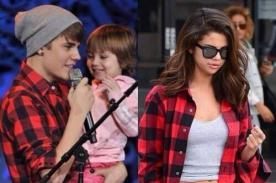 ¿Selena Gomez piensa en Justin Bieber? Cantante usó prenda de su ex novio