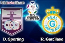 Real Garcilaso vs Defensor Sporting en vivo por Fox Sports - Copa Libertadores