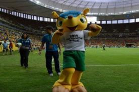 Fuleco: 5 datos que quizá no conocías de la mascota del Mundial Brasil 2014