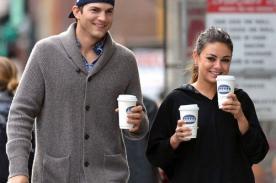 Entérate cuál será el sexo del bebé de Mila Kunis y Ashton Kutcher