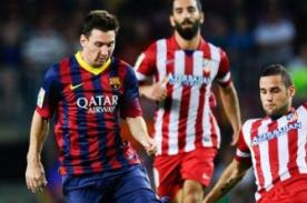 Barcelona vs Atlético de Madrid: En vivo por ESPN - Final Liga BBVA