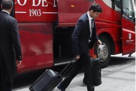 Champions League: Atlético Madrid llega a Lisboa con Diego Costa a la cabeza