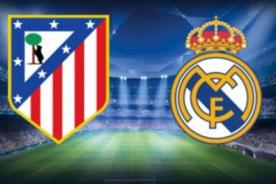 En vivo: Real Madrid vs Atlético de Madrid por Fox Sports - Final Champions League