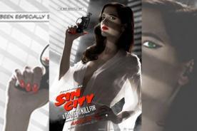 ¿Por qué censuraron afiche de Sin City 2? [Foto]