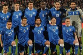 Mundial Brasil 2014 En vivo: Italia vs Uruguay por ATV (Hora peruana)