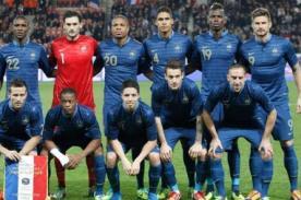 ¿A qué hora juega Francia vs Alemania? – Hora Peruana – Mundial Brasil 2014