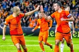 Brasil vs Holanda en vivo: Alineaciones confirmadas - Mundial Brasil 2014