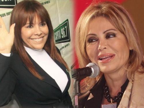 ¿Gisela Valcárcel renovó horario de su programa para no competir con Magaly Medina?