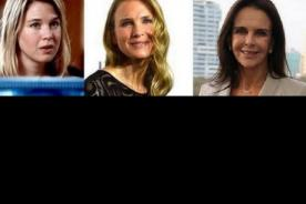 Comparan a Renée Zellweger con Madeleine Osterling por cambio de look [Foto]
