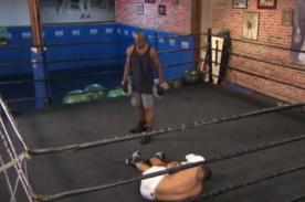 Justin Bieber recibió tremenda paliza de boxeador profesional [VIDEO]