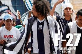 Película F27: Se estrena hoy 04 Diciembre en Lima (Trailer)