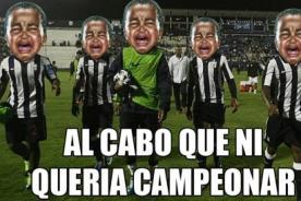 Memes se burlan de la derrota de Alianza Lima - Torneo Clausura 2014