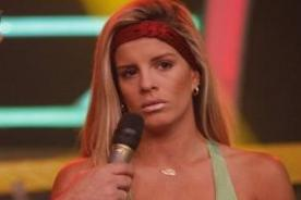 Alejandra Baigorria se despide de Combate con mensaje DESTRUCTOR