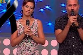 Esto Es Guerra: ¡María Pia Copello y Mathías Brivio dan terrible noticia en el reality! - FOTO
