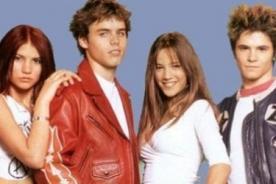 Felipe Colombo recuerda Erreway - Foto