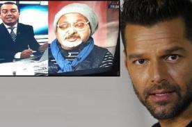 Ricky Tosso: Periodista de Canal N confunde dos veces al actor con Ricky Martín