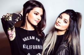 Kendall y Kylie Jenner elevan la temperatura en Instagram